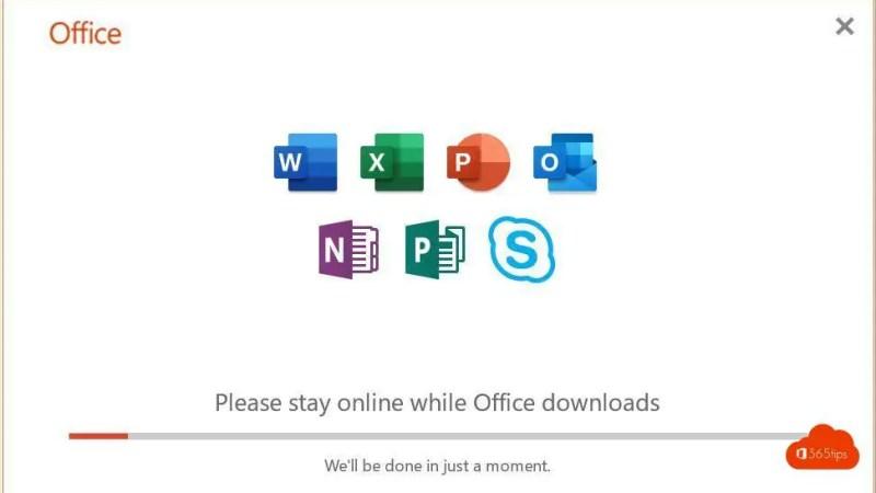 Office 365 ProPlus installatie