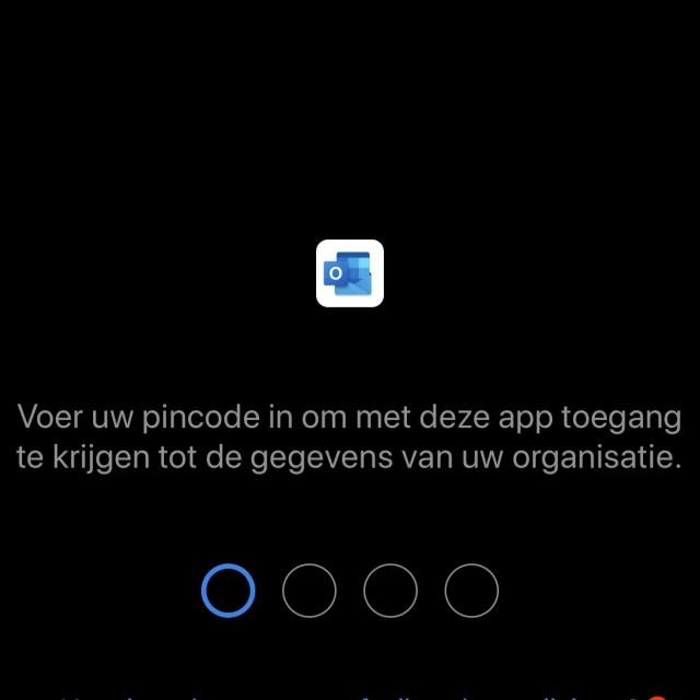 MAM Pincode iOS