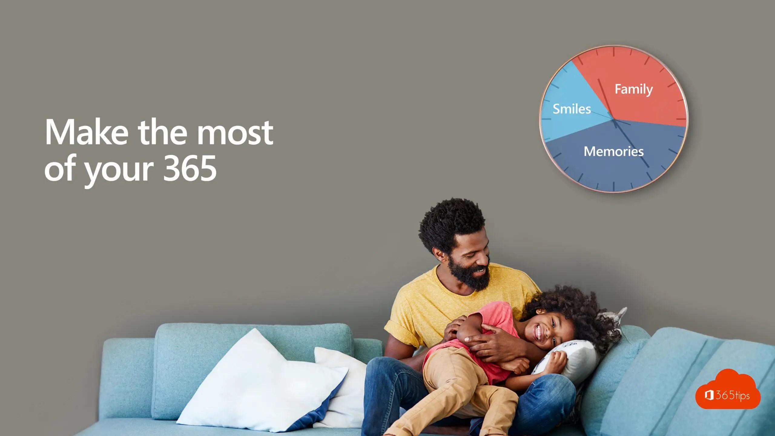 Microsoft Personal & Microsoft Family