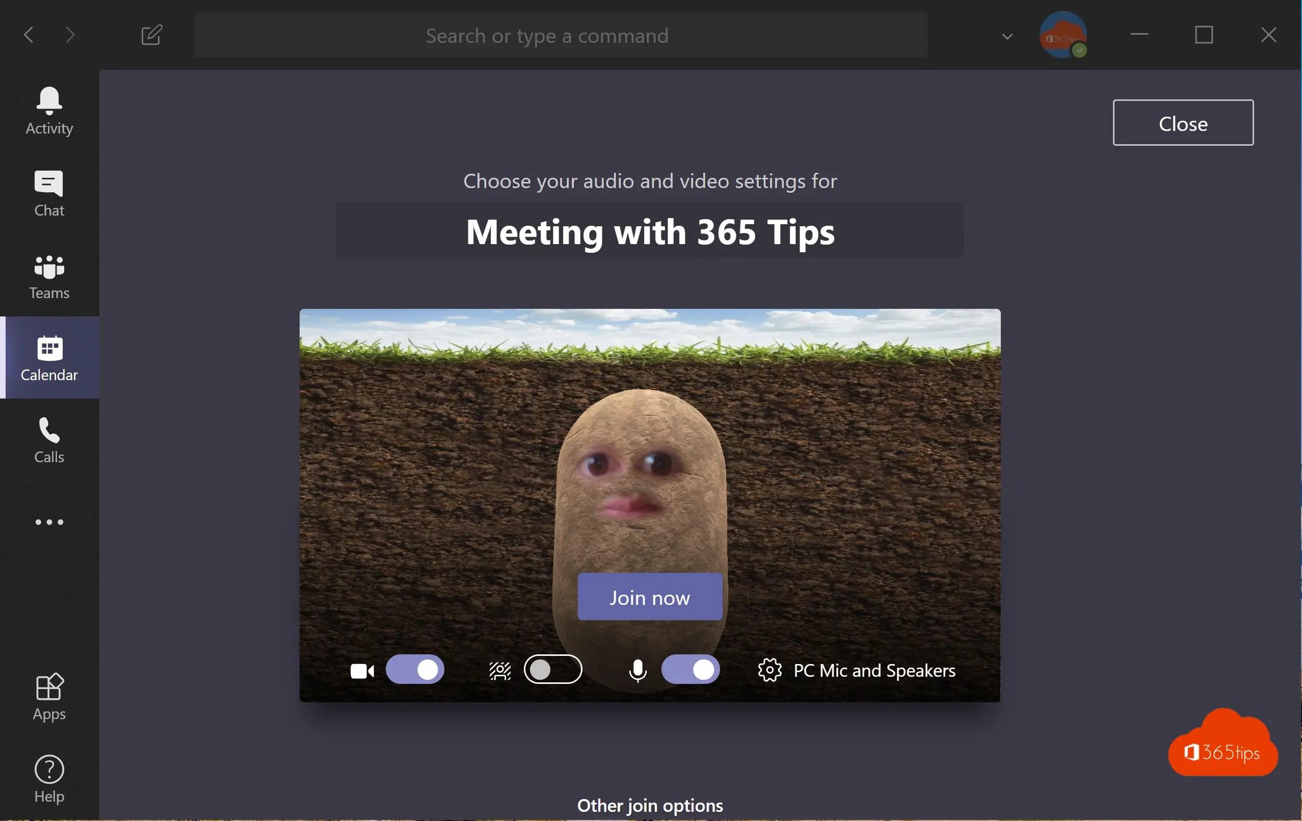 Snapchat filters in Microsoft Teams gebruiken?