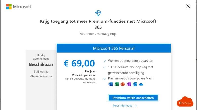 Eigen Office 365 omgeving voor 4,20€ per maand + eigen tenant & domein