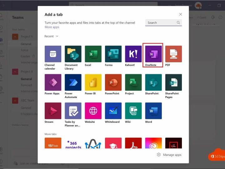 Zo ga je aan de slag met OneNote in Microsoft 365!
