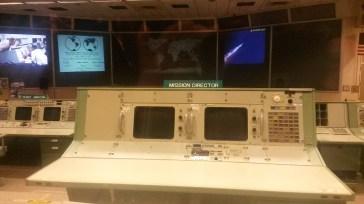Mission Director's Desk