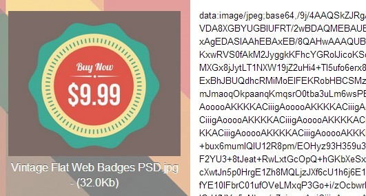 A Tiny Web App To Convert Images To Base64 - Daturi
