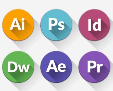 Almost Flat CS Icons