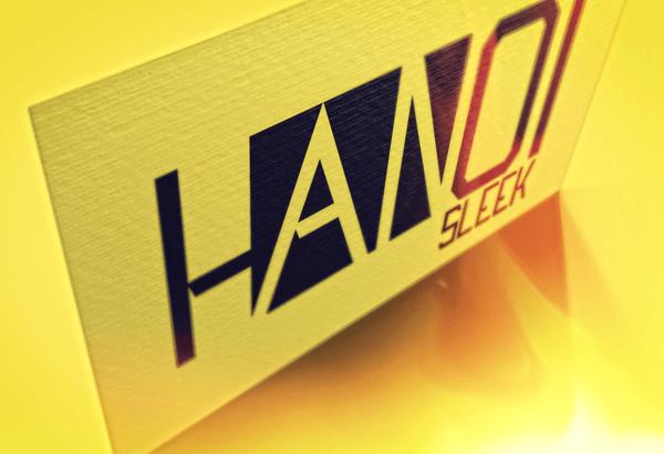 Hanoi Typeface