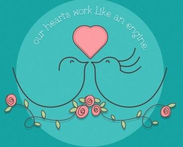 Lovely Rose Font