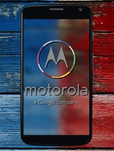 Moto X Template