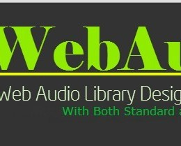 A Web Audio Library Designed For Games - jWebAudio