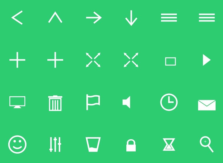 Animated SVG Icons with Snap svg