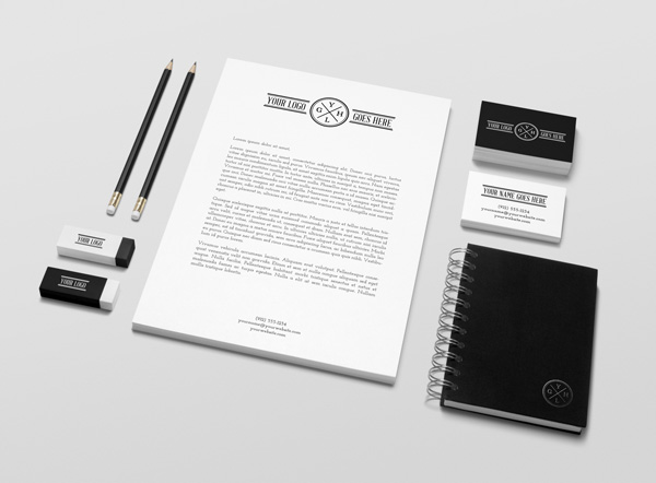 Branding Identity MockUp Vol.5
