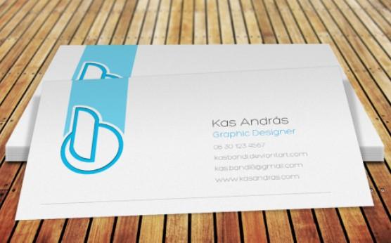 Business Card Mock Up Psd