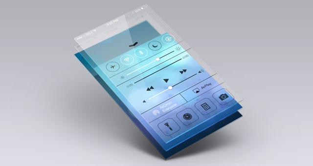 Perspective App Screen Mock-Up 5