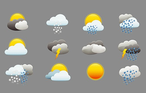 Weather - Animation Icons