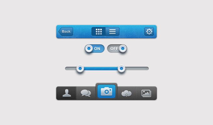 iPhone UI 2