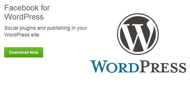 Facebook WordPress