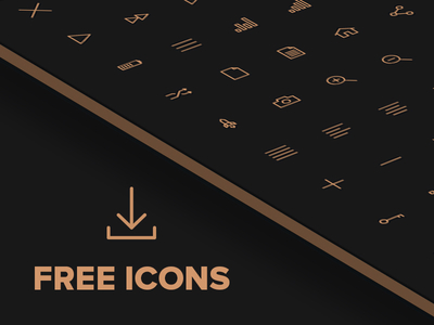 80 Crispy Icons in
