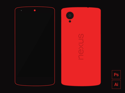 Nexus 5 Red Edition