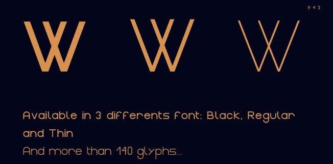 Typography Gasalt