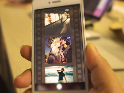iPhone5 Mockup PSD