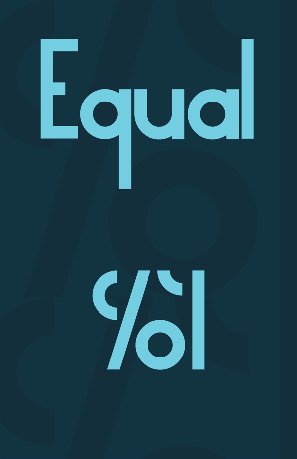 Equal Font Free