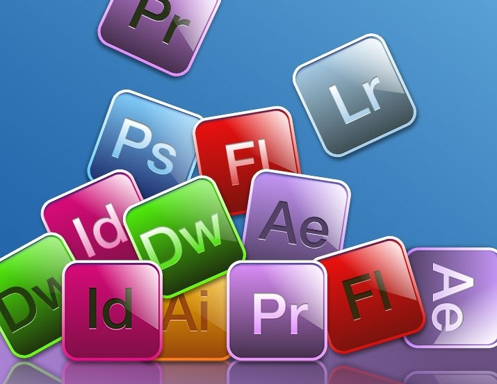 Free Creative Suite Icon Pack