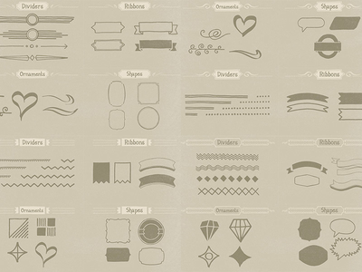 Free Vector Elements & Badges