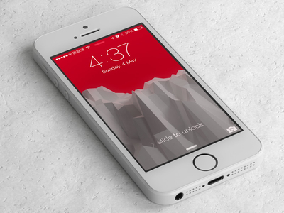 free iPhone 5s template