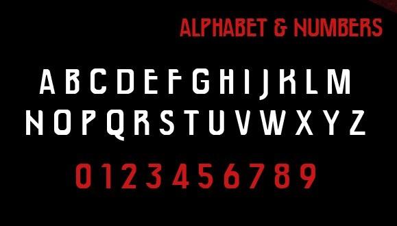 ANEA Typeface
