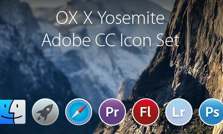 Free Yosemite CC Icons