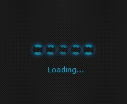 Beautiful Loading Screen