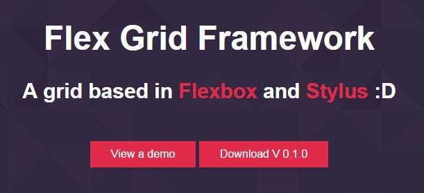 Flex Grid Framework
