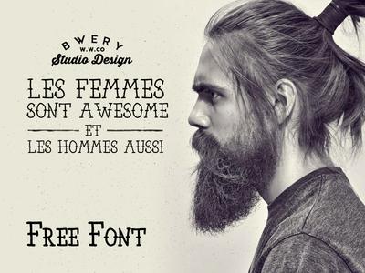 Bear & Loupe Font Family