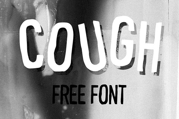 COUGH Font