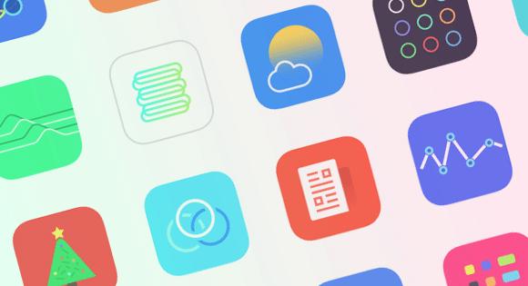 Jellycons iOS 8 App Icon Set