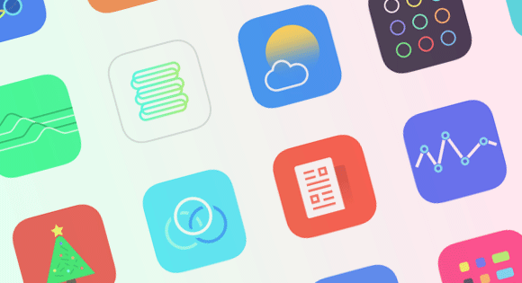 Jellycons iOS 8 App Icon Set