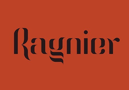 Ragnier free type