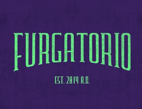 Furgatorio Typeface