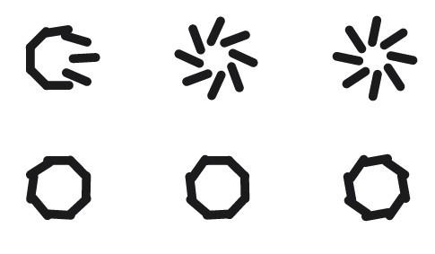 SVG Preloaders