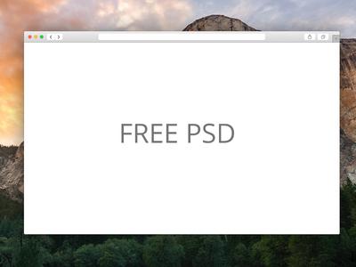 Safari PSD