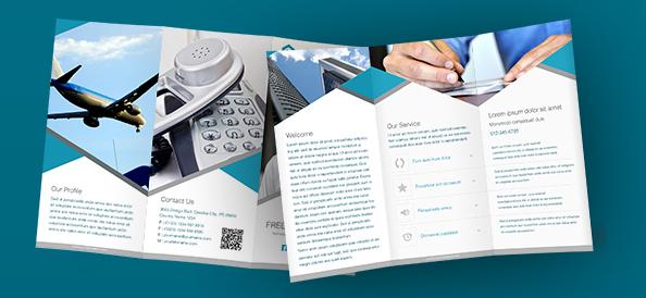 Free PSD Business Brochure