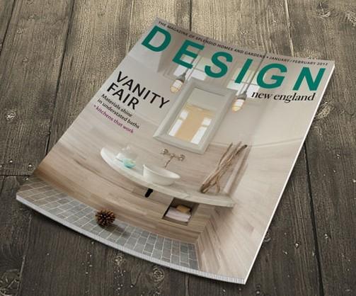 Magazine Cover Mockup