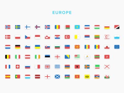 SEOshop Flags