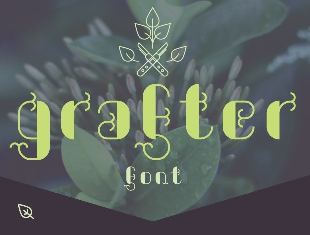 Grafter Font