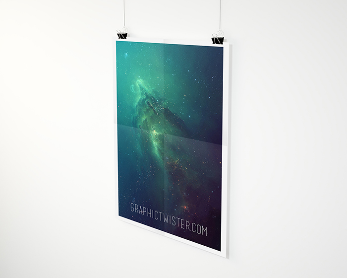 Poster Mockup Presentation