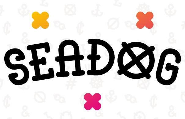 Seadog Font