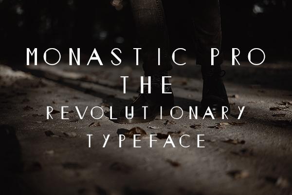 Monastic Pro(Free Font)