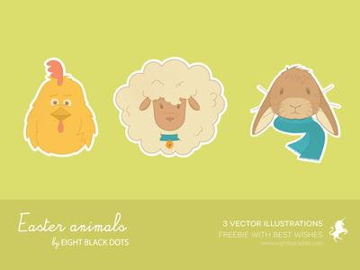Easter free illustrations
