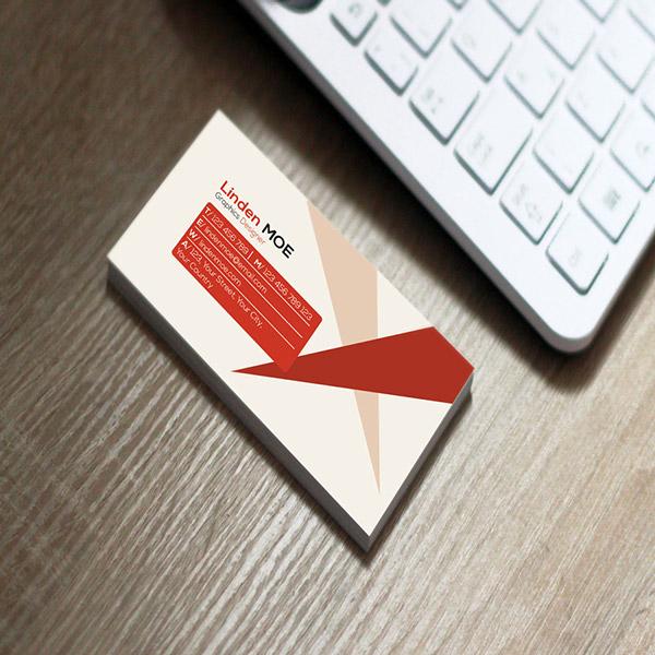Simple Business Card (Freebie)