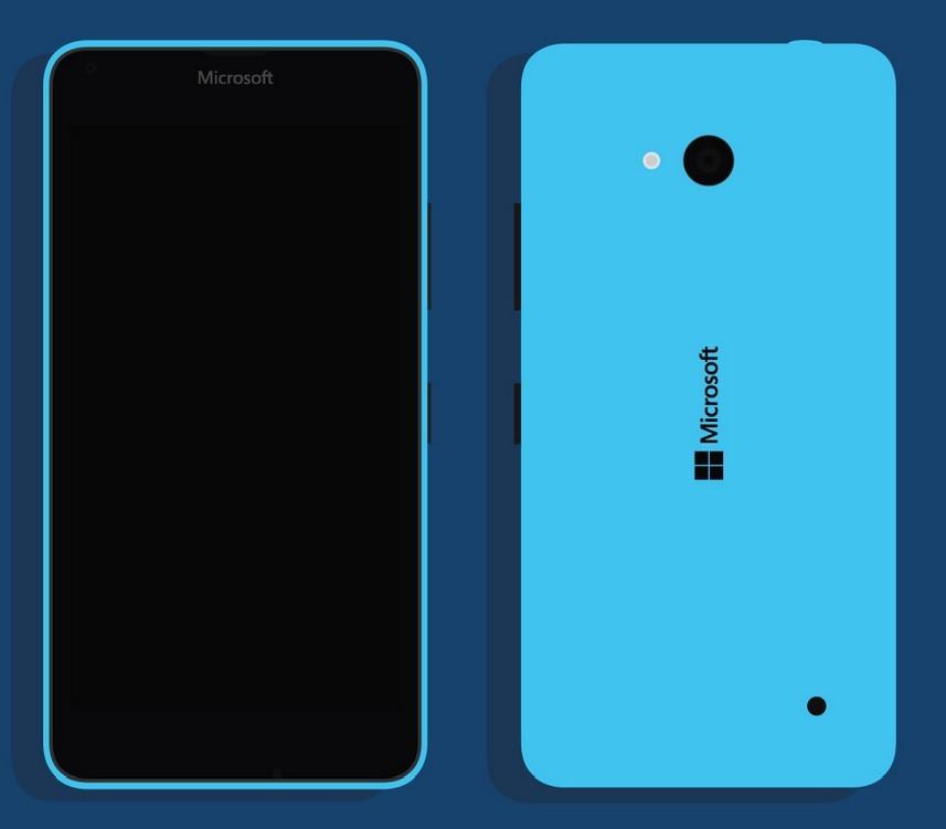 MicroSoft Lumia 640 Mockup